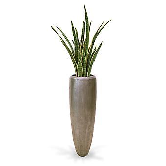 Artificial Sanseveria XL 100 cm variegated