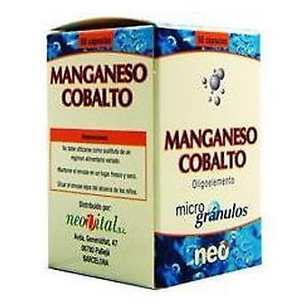 Neo Manganês-Cobalto 50 pelotas Cap Neo.