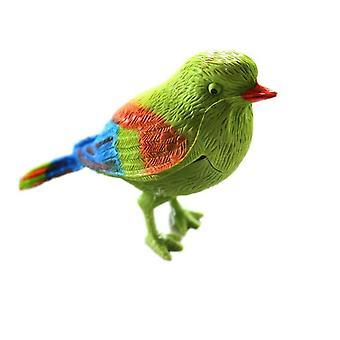 Simulácia znejúce hlasom aktivovaný vták (9 Cm)