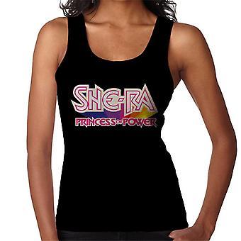 She-Ra Hero Princess Of Power Women's Vest