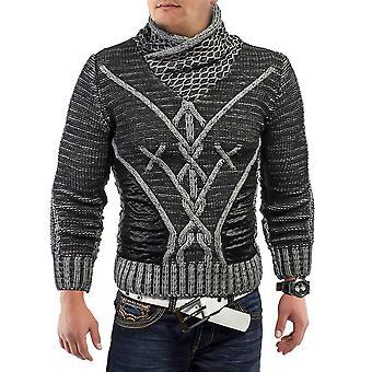 Jersey de punto jersey cardigan suéter NordicComfort sudadera sudadera sudadera tejer