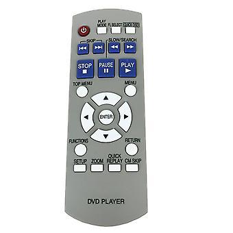 Alkuperäinen N2QAYB000013 Panasonic DVD Player kaukosäädin DVD-S32 Fernbedienung