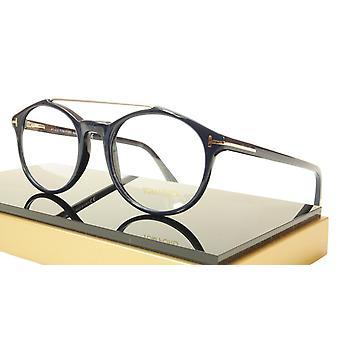 Tom Ford Eyeglasses Frame TF5455 090 Dark Navy Blue Italy 52-20-145