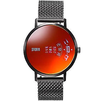 STORM REMI V2 MESH Slate RED Watch