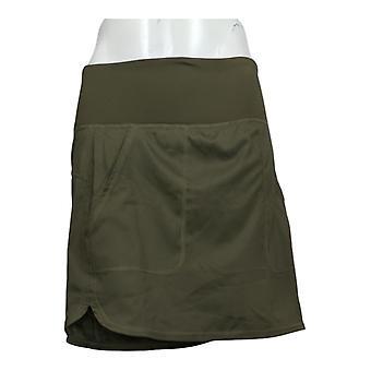 zuda Skirt Renee's Reversibles Regular Pencil Green A381040