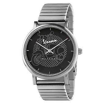 Vespa watch classy va-cl01-ss-23bk-cm