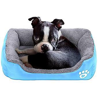 Hundebett, wasserdichtes Haustier Mat Pad und Schlafkissen für Kitty Katze und kleines Hündchen,