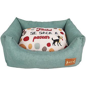 Yagu suorakaiteen muotoinen sänky Onnellinen onnellisuus (Koirat , Vuodevaatteet , Sängyt)