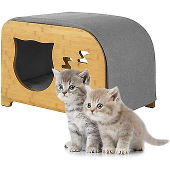 SoBuy Cat House Cat Litter Box, FSR72-N