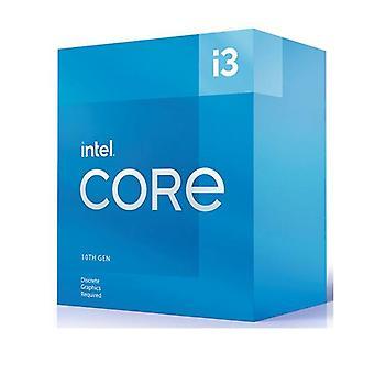 Intel I3 10105F Cpu 10Th Gen Lga1200 4 Cores 8 Threads 6Mb 65W