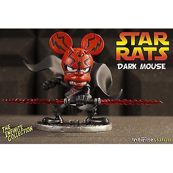 Dark Mouse (Rat-Man) Figure