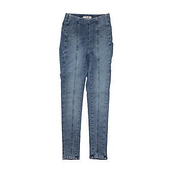 Vrije mensen voelen zich goed Skinny Jeans Indigo