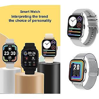 Inteligentny zegarek dla unisex z 1.78 '' Duży ekran, EKG, Tętno, Ciśnienie krwi dla IOS