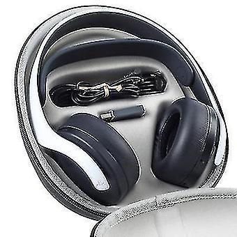 Portable wireless earphone waterproof storage box for Sony PS5 PULSE(24*21*12cm)