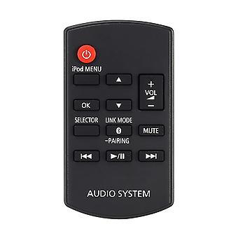 remote control suitable for panasonic bluetooth audio system rak-sc989zm SC-HC05 SA-HC05 controller