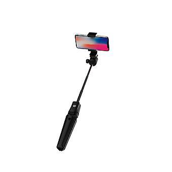 K20 100cm Universal Handy Selfie Stick Mini Selfie Stick Bluetooth Selfie Stick mit Stativ