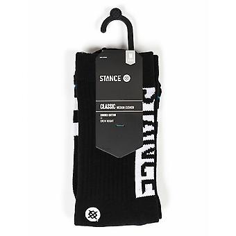 Stance Socks Og Socks - Black