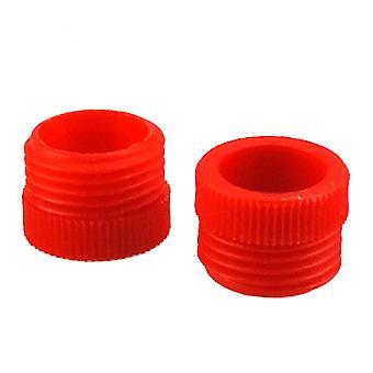 10pcs Pig Water Water Nippel Zubehör Kunststoffkappe