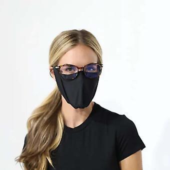 قناع مصنوع لقناع النظارات المضادة للضباب للنظارات قناع الحماية الآمنة القابلة لإعادة الاستخدام