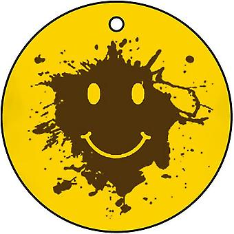 Deodorante per auto fango Smiley Face