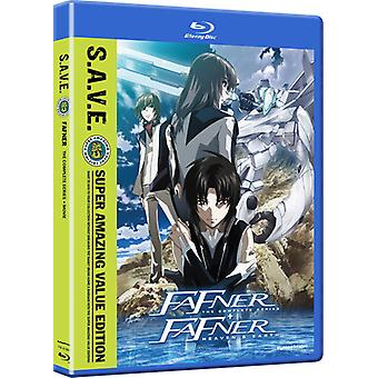 Fafner: Complete serie & Movie - opslaan [Blu-ray] USA import