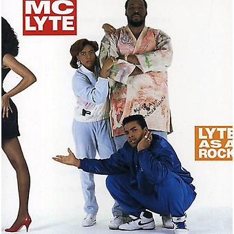 Mc Lyte - Lyte as a Rock [CD] USA import