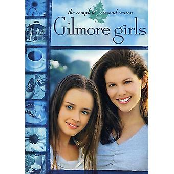 Gilmore Girls: Sesong 2 [DVD] USA import