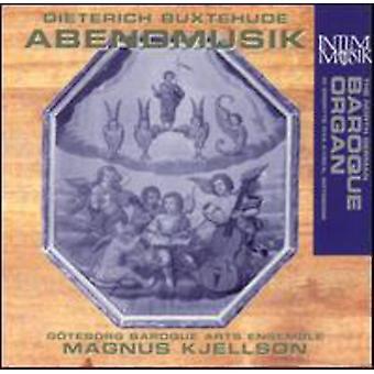 D. Buxtehude - Abendmusik [CD] USA import