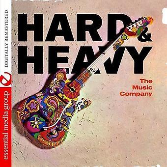 Music Company - harde & zware (Johnny keuken presenteert de muziek Co [CD] USA importeren