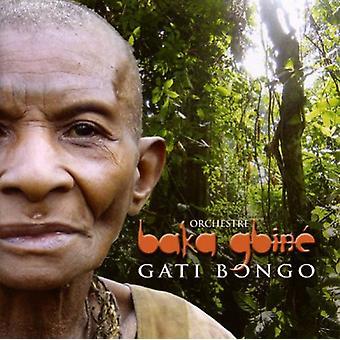 Orchestre Baka Gbine - Gati Bongo [CD] USA importeren