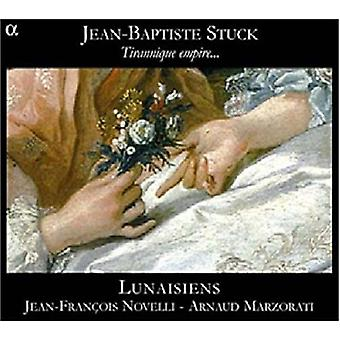 J. stecken - Jean-Baptiste stecken: Tirannique Reich... [CD] USA import