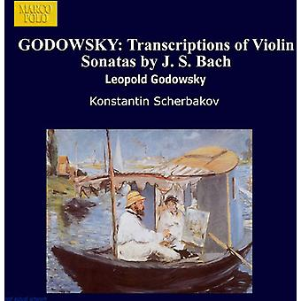 L. Godowsky - Godowsky: Piano Music, Vol. 2 [CD] USA import