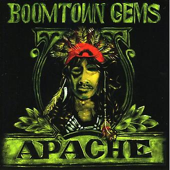 Apache - Boomtown Gems [CD] USA import