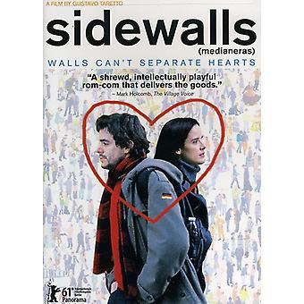 Sidewalls [DVD] USA import