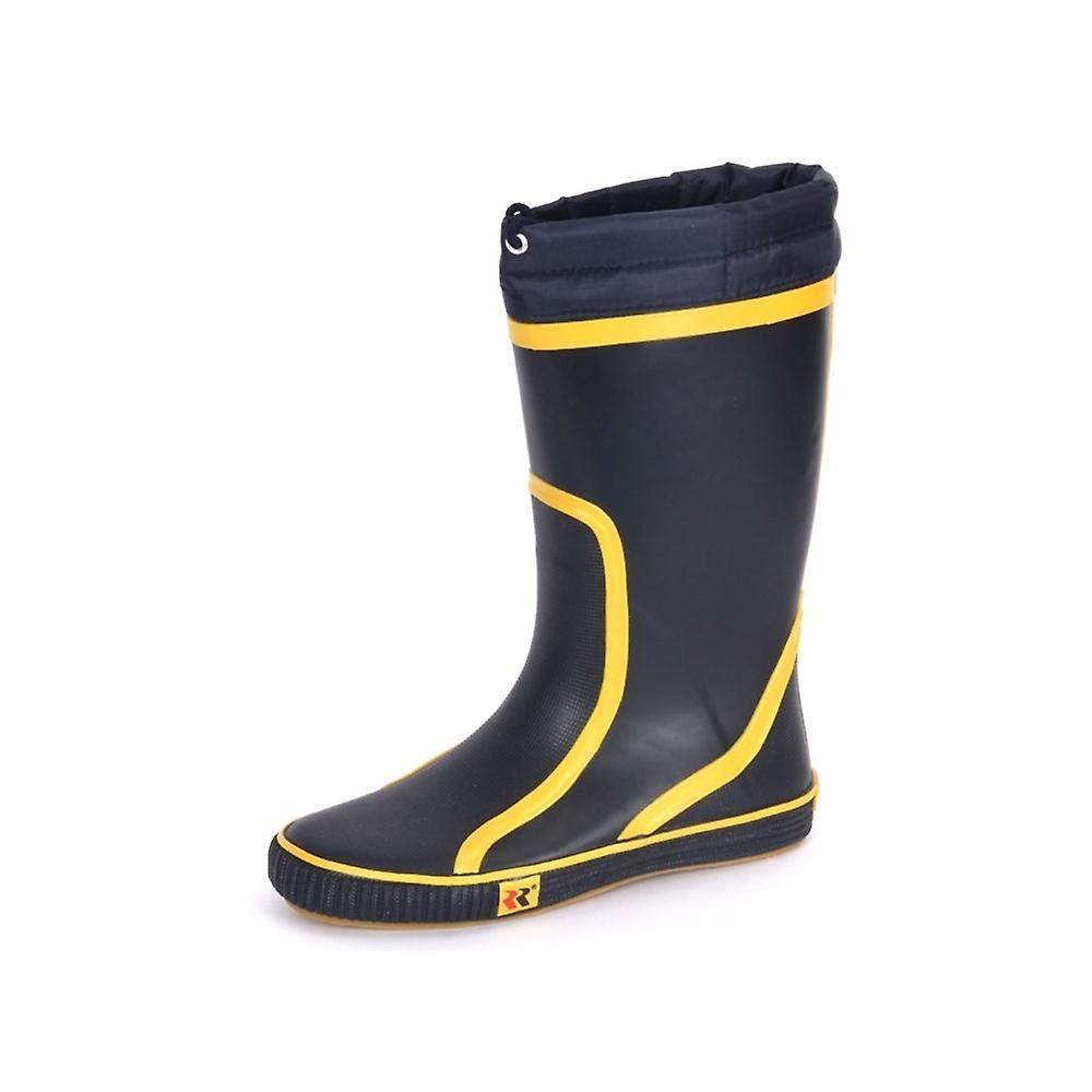 Romika Jeanie Boot N 101 Marine Gelb 34011581 uniwersalne przez cały rok buty damskie jem9a