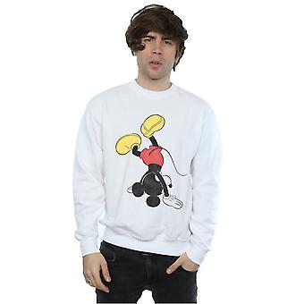 Disney Men's Mickey Mouse Upside Down Sweatshirt