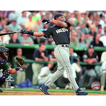 Ken Griffey Jr Home Run Derby 1998 MLB All-Star Game Photo Print
