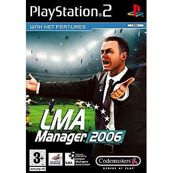 LMA Manager 2006 (PS2) - Usine scellée