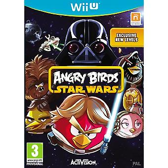 Angry Birds Star Wars (Nintendo Wii U) - New