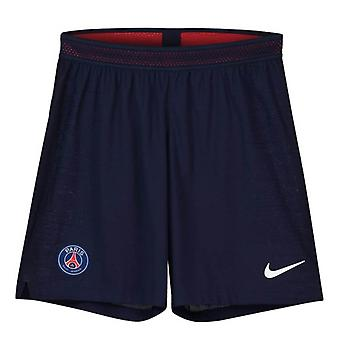 2018-2019 PSG Home Nike Vapor pantaloncino (Navy)