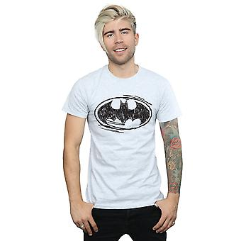 DC Comics Batman luonnos Logo t-paita