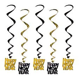 Happy New Year Hanging Decoration