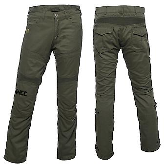 West Coast choppers mens pants M 65 aramid riding olive
