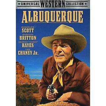 Albuquerque [DVD] USA importere