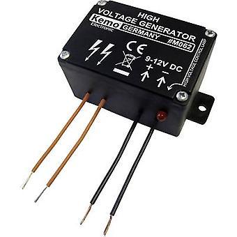 Kemo M062 Mini HV-generaattorin osa 9 V DC, 12 V DC