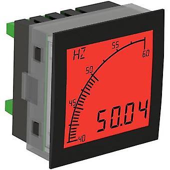 مقياس الترمتر APM-FREQ-APO الرقمي الحامل بمقياس تردد APM، شاشة LCD نقطة البيع مع المخرجات