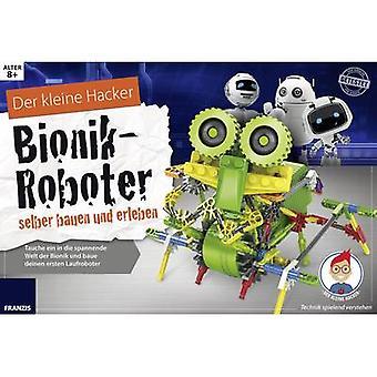 Science kit (boks) Franzis Verlag Bionik-Roboter selber fagforbund und erleben 65326