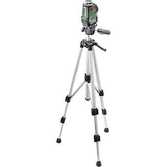 Bosch Home and Garden PLL 360 SET Laser wieloliniowy Samopoziomowanie, Włącznie z gamą statywu (maks.): 20 m