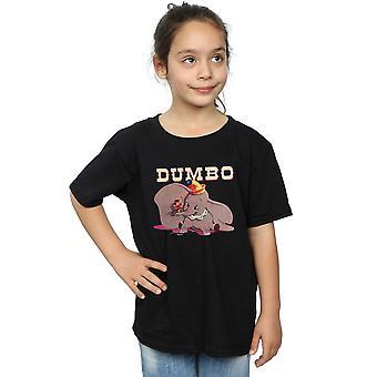 Disney flickor Dumbo Timothys trombon T-Shirt