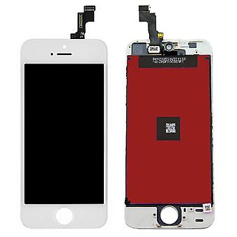 Generic Replacement LCD Screen Digitizer Assembly for iPhone SE (White)